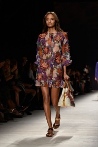 Blumarine - Runway - Milan Fashion Week Womenswear Spring/Summer 2015
