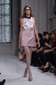 Giamba - Runway - Milan Fashion Week Womenswear Spring/Summer 2015
