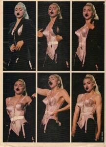 18 blond ambition otour corset gaultier