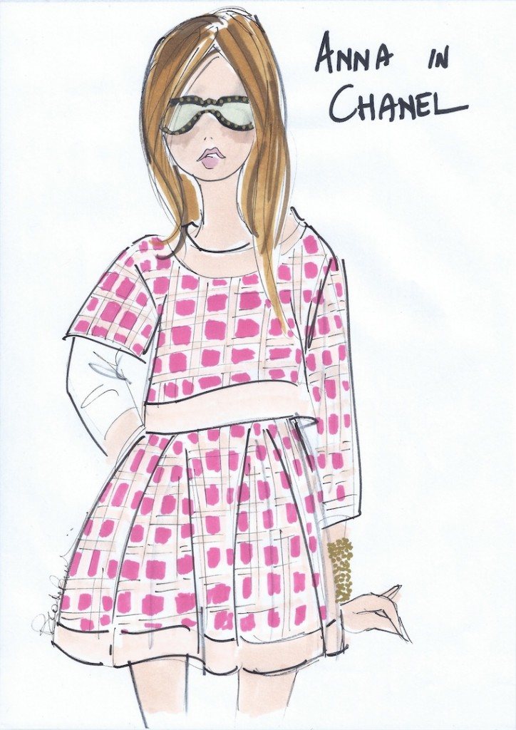 4 anna in chanel