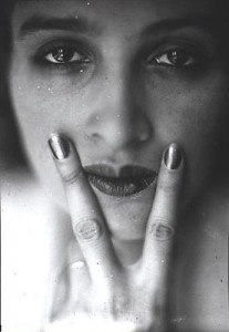 Jacques Henri Lartigue Renee Perle, 1931 3 3/16 x 2 1/4 inches [#108]