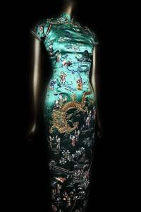 Chinese Cheongsam, 1932; The Metropolitan Museum of Art, Gift of