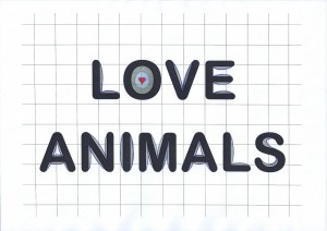19 bis Love animals gabbia