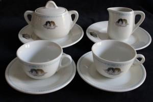 tea cup set Fiorucci RGinori