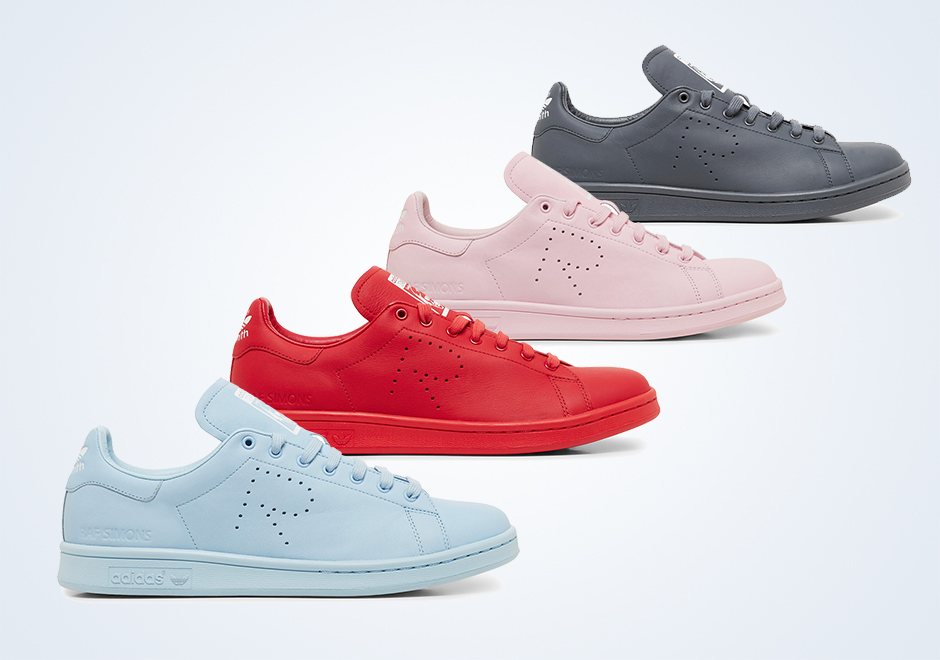 Stan Smith Roze Adidas