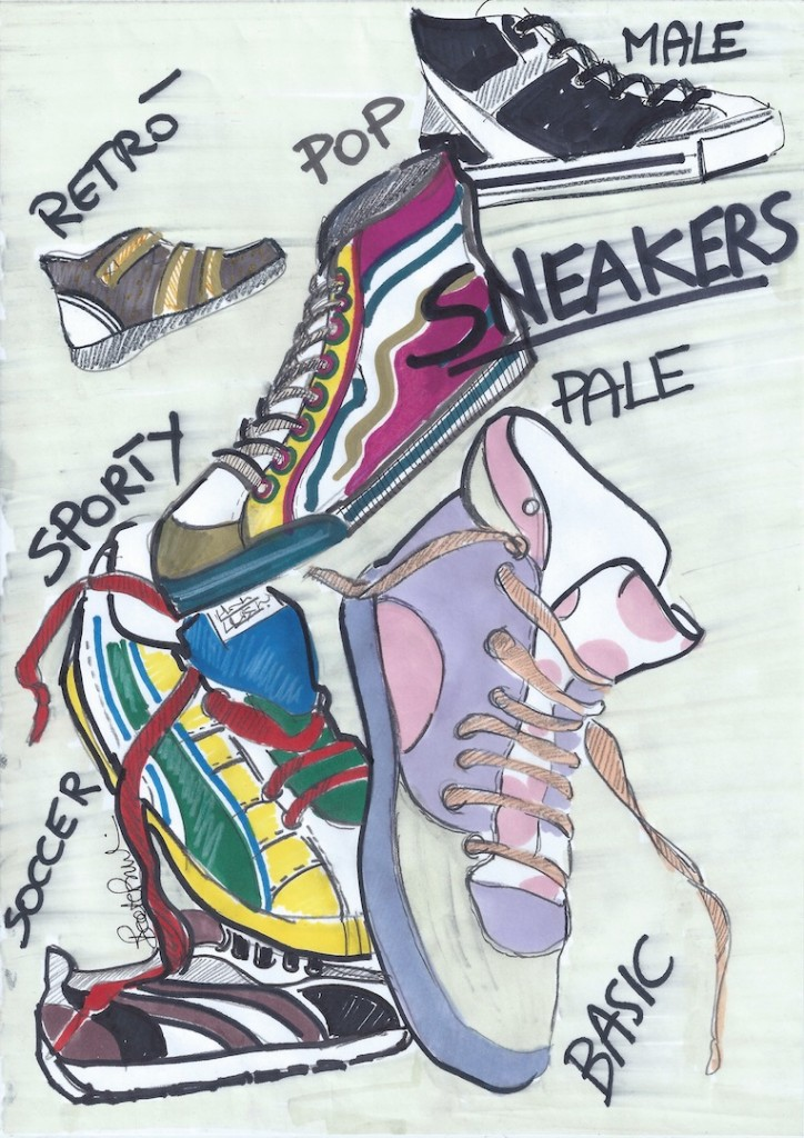 2 Sneakers bb