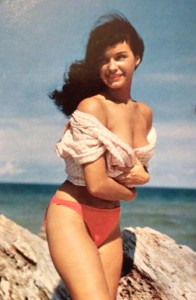 21 Bettie Page