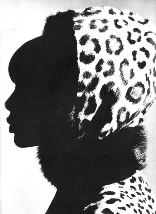 1 britt ekland by david bailey vogue UK 1965