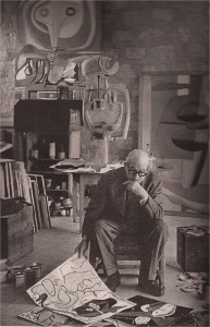 26 Le-Corbusier-by-Henri-Cartier-Bresson-1952