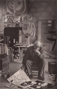 26 Le-Corbusier-by-Henri-Cartier-Bresson-1952