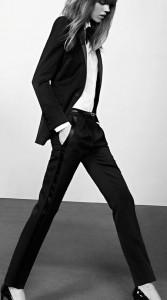 3 Freja Beha by Hedi Slimane Saint Laurent 2013