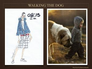 23 Walking the dog
