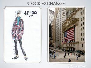 45 stock exchange