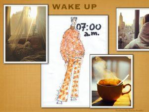 5 Wake Up
