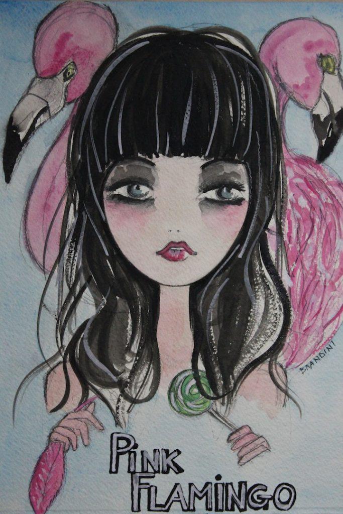 2 Black Pink