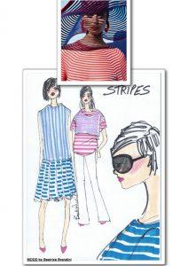 25 stripes