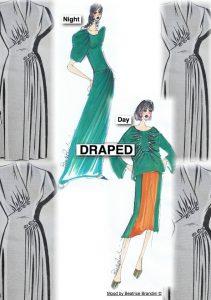 11 Draped