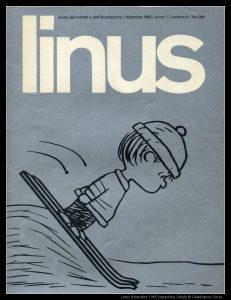 60 Linus-dicembre-1965-copertina-Schulz